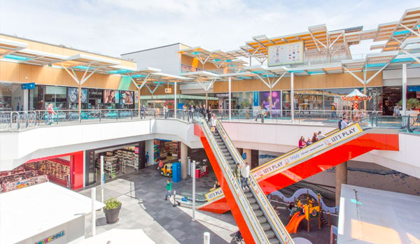Albufeira Shopping Center - Shopping Algarve