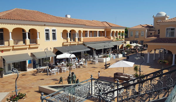 Quinta Shopping - Shopping Algarve