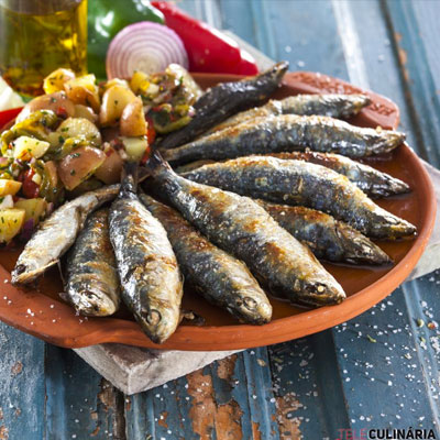Sardinha Assada - Taste of Algarve